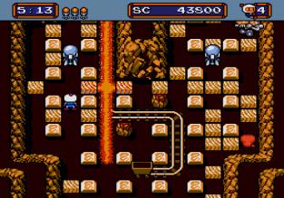 Mega Bomberman Megadrive 045