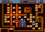 Mega Bomberman Megadrive 051