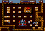 Mega Bomberman Megadrive 052