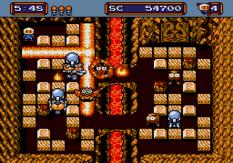 Mega Bomberman Megadrive 055