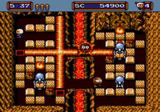 Mega Bomberman Megadrive 056
