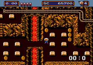 Mega Bomberman Megadrive 064