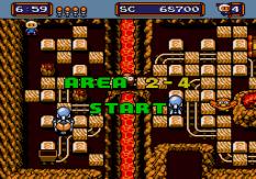 Mega Bomberman Megadrive 065