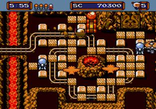 Mega Bomberman Megadrive 067