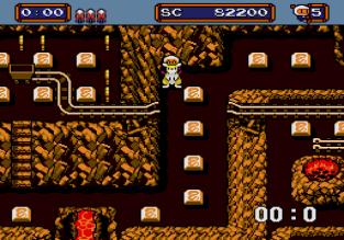 Mega Bomberman Megadrive 075