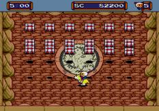Mega Bomberman Megadrive 076