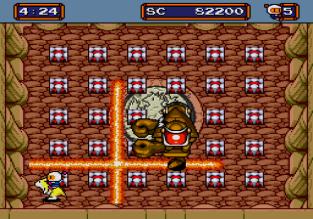 Mega Bomberman Megadrive 078