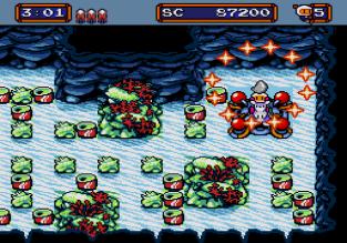 Mega Bomberman Megadrive 086