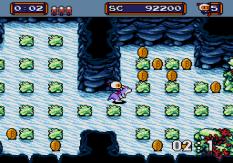 Mega Bomberman Megadrive 087