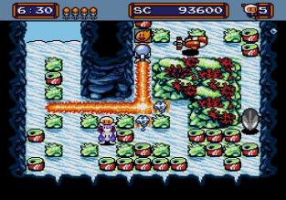 Mega Bomberman Megadrive 089