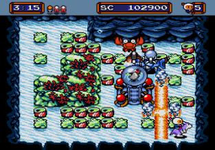 Mega Bomberman Megadrive 097