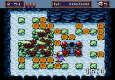 Mega Bomberman Megadrive 098