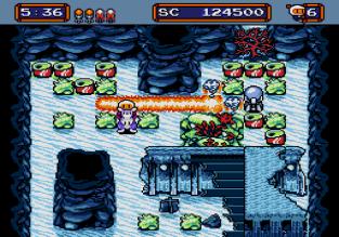 Mega Bomberman Megadrive 108