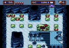 Mega Bomberman Megadrive 109