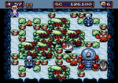 Mega Bomberman Megadrive 110