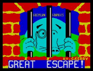 Monty Is Innocent ZX Specrum 01