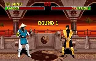 Mortal Kombat 2 Arcade 023