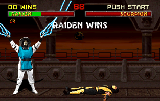 Mortal Kombat 2 Arcade 031