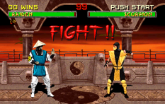 Mortal Kombat 2 Arcade 032