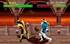 Mortal Kombat 2 Arcade 033