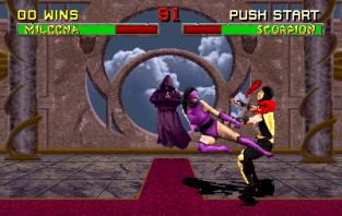 Mortal Kombat 2 Arcade 045