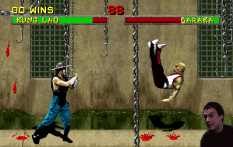 Mortal Kombat 2 Arcade 055