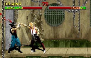 Mortal Kombat 2 Arcade 056