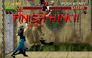 Mortal Kombat 2 Arcade 064