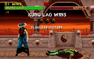 Mortal Kombat 2 Arcade 067