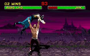 Mortal Kombat 2 Arcade 078