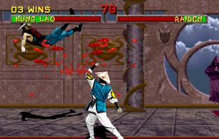 Mortal Kombat 2 Arcade 086