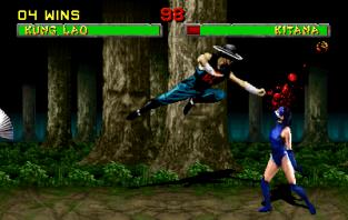 Mortal Kombat 2 Arcade 097