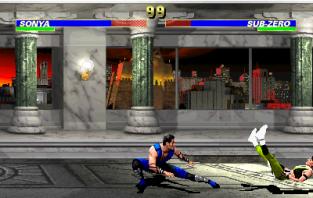 Mortal Kombat 3 Arcade 009