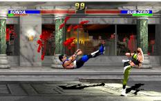 Mortal Kombat 3 Arcade 010