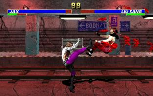 Mortal Kombat 3 Arcade 020