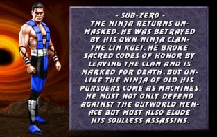 Mortal Kombat 3 Arcade 034