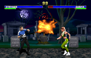 Mortal Kombat 3 Arcade 045
