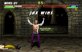 Mortal Kombat 3 Arcade 078
