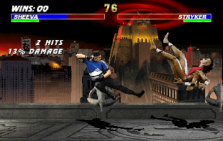 Mortal Kombat 3 Arcade 097