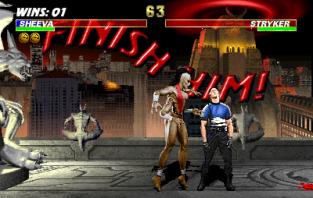 Mortal Kombat 3 Arcade 100