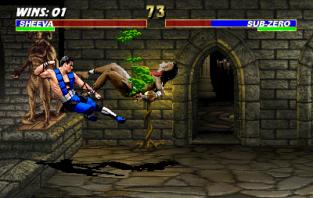 Mortal Kombat 3 Arcade 108