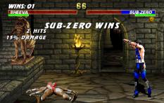 Mortal Kombat 3 Arcade 109