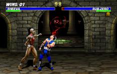 Mortal Kombat 3 Arcade 110