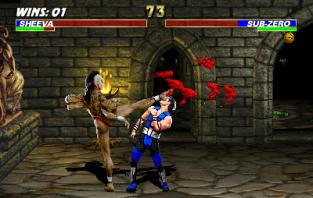Mortal Kombat 3 Arcade 111