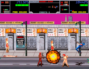 Narc Arcade 100