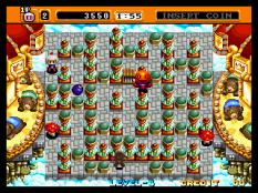 Neo Bomberman Neo Geo 10