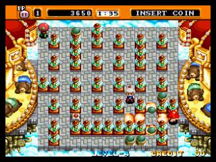 Neo Bomberman Neo Geo 12