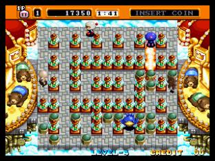 Neo Bomberman Neo Geo 20