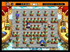 Neo Bomberman Neo Geo 21