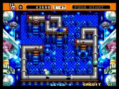 Neo Bomberman Neo Geo 54